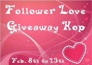 Ladies and Gentlemen, I Present to You the 'Follower Love Giveaway Hop!'
